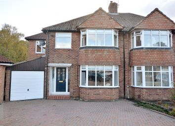 Thumbnail 4 bed semi-detached house for sale in Winding Way, Leeds, West Yorkshire
