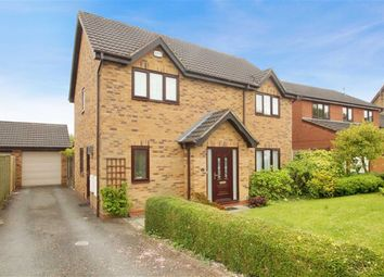 Thumbnail 4 bed detached house for sale in Hampton Rise, Oswestry