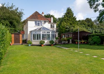 Thumbnail 4 bed detached house for sale in Fovant, Salisbury