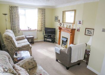 Thumbnail 3 bed detached bungalow for sale in Rufford Close, Bilsthorpe, Newark
