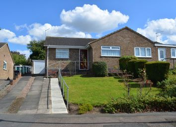 Thumbnail 2 bed semi-detached bungalow for sale in Hatherleigh Road, Evington, Leicester