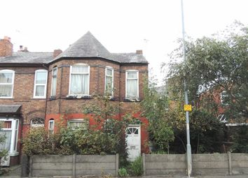 Thumbnail 2 bedroom end terrace house for sale in Broom Lane, Levenshulme, Manchester