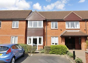 Thumbnail 1 bed flat for sale in Old School Court, Stowmarket
