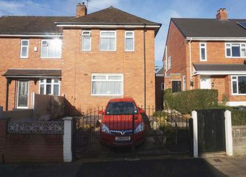 Thumbnail 3 bedroom semi-detached house for sale in Cemlyn Avenue, Blurton, Stoke-On-Trent