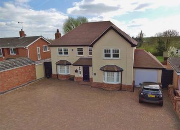 Thumbnail 4 bed detached house for sale in Church Road, West Hanningfield, Chelmsford