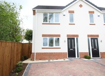Thumbnail 3 bed semi-detached house for sale in Kendal Close, Worksop