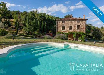 Thumbnail Villa for sale in Via Torre Focolino, 67, 06059 Todi Pg, Italy