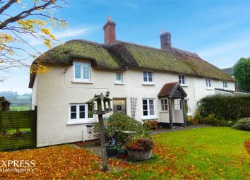Thumbnail 3 bed cottage for sale in Combe Raleigh, Combe Raleigh, Honiton, Devon