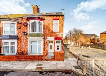 Thumbnail 3 bed flat for sale in Hyde Street, South Shields, Tyne And Wear