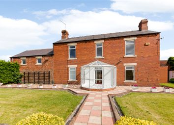 Thumbnail 5 bed detached house for sale in Morpeth Road, Guide Post, Northumberland, -