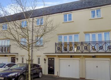 Thumbnail 3 bed terraced house for sale in Gaveller Road, Swindon