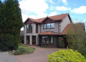 Thumbnail 4 bed detached house for sale in Beech Brae, Elgin, Moray