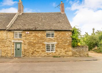 Thumbnail 1 bed cottage to rent in High Street, Morcott, Oakham