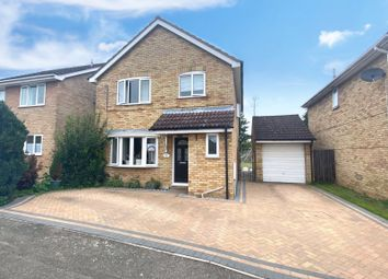 Thumbnail 4 bed detached house for sale in Turnbull Road, March