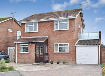 Thumbnail 4 bed detached house for sale in Reef Close, Littlehampton, West Sussex
