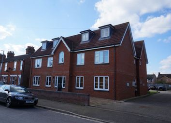 Thumbnail 2 bedroom flat to rent in Britannia Road, Ipswich