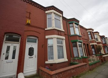 Thumbnail 3 bed terraced house for sale in Woodland Road, Seaforth, Liverpool