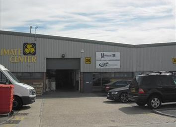 Thumbnail Light industrial to let in Unit 24 Bourne Industrial Park, Bourne Road, Crayford, Kent