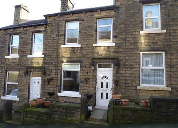 Thumbnail 3 bed terraced house for sale in Royd Street Avenue, Longwood, Huddersfield