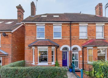 Thumbnail 5 bed semi-detached house for sale in Sumner Road, Farnham