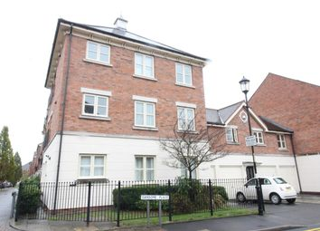 Thumbnail 2 bed flat for sale in Lion Court, City Centre, Worcester