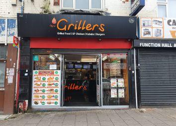 Restaurant/cafe for sale in Soho Road, Handsworth, Birmingham B21