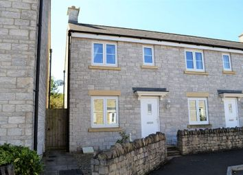 Thumbnail 2 bed end terrace house for sale in Colliers Way, Haydon Village, Radstock