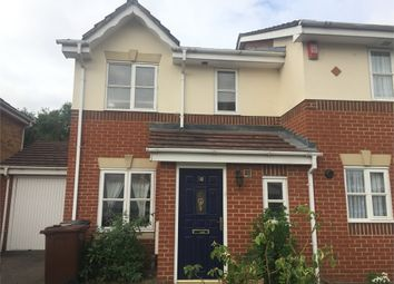 Thumbnail 3 bed end terrace house to rent in Payne Close, Upney, Barking