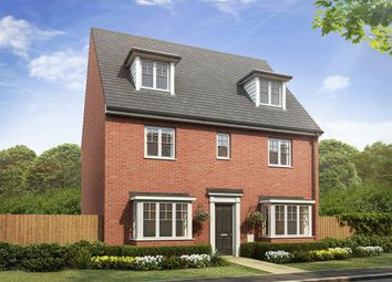 "Thumbnail 5 bed detached house for sale in ""The Regent "" at Southminster Road, Burnham-On-Crouch"