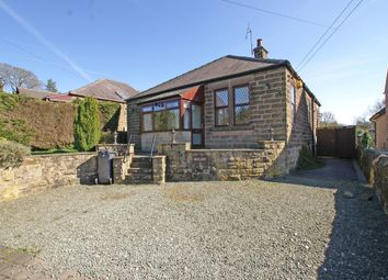 Thumbnail 3 bed bungalow for sale in Whitelea Lane, Tansley, Matlock, Derbyshire