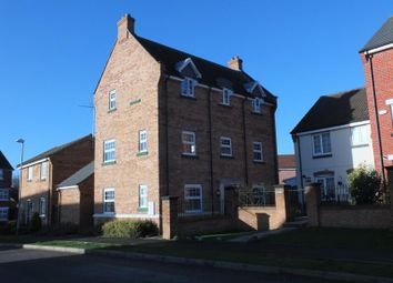Thumbnail 4 bed property for sale in Roman Road, Corby
