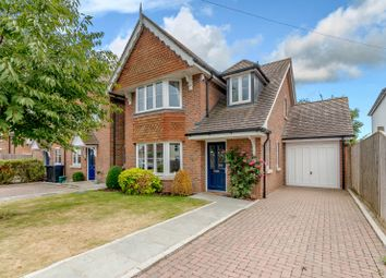 Thumbnail 3 bed detached house for sale in Kings Head Lane, Byfleet, West Byfleet