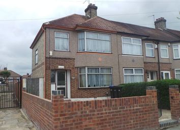 Thumbnail 3 bed terraced house for sale in Chester Gardens, Enfield