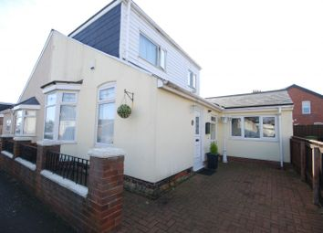 Thumbnail 3 bed bungalow for sale in Laburnum Road, Sunderland