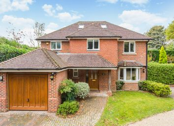 Thumbnail 4 bedroom detached house to rent in Church Road, Crowborough
