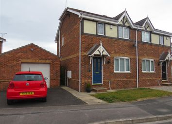 Thumbnail 3 bed property to rent in Brodsworth Way, Rossington, Doncaster