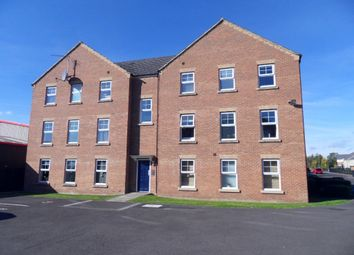 Thumbnail 2 bed flat for sale in Mallard Close, Heckmondwike, West Yorkshire