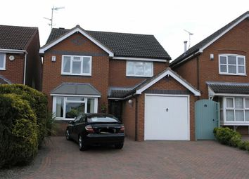 Thumbnail 4 bedroom detached house for sale in Wilmot Gardens, Dibdale Street, Dudley