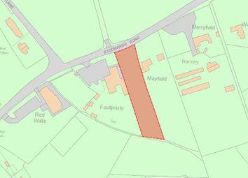 Thumbnail Land for sale in Stodmarsh Road, Canterbury