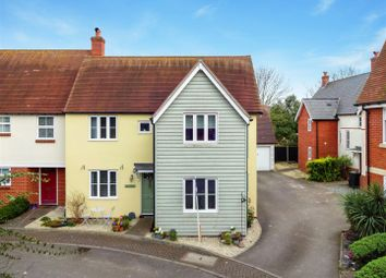 Thumbnail 3 bed end terrace house for sale in Kings Farm Meadow, Tillingham, Southminster