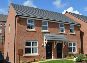 Thumbnail 2 bedroom property for sale in Penrhyn Way, Grantham