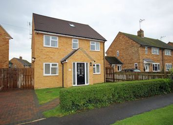 Thumbnail 3 bed detached house to rent in Roberts Road, Haddenham, Aylesbury
