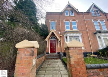 Thumbnail 6 bed end terrace house for sale in Devonshire Road, Handsworth Wood, Birmingham