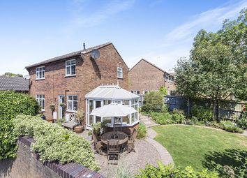 Thumbnail 3 bed detached house for sale in Berrington Close, Botcheston, Leicester