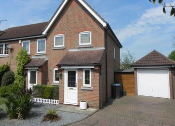 Thumbnail 2 bed terraced house for sale in Sheldon Close, Church Langley, Harlow