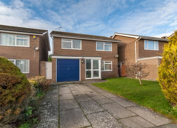Thumbnail 4 bed detached house for sale in Tennyson Close, Woodbridge