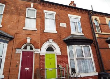 Thumbnail 6 bed terraced house for sale in Durham Road, Birmingham, West Midlands