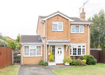 Thumbnail 3 bed detached house for sale in Beck Court, Wellingborough