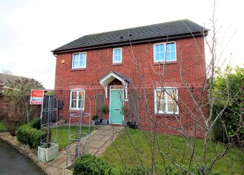 4 bed detached house for sale in Burwaye Close, Lichfield WS13