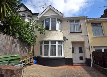 Thumbnail 2 bed maisonette to rent in Clifton Grove, Paignton, Devon